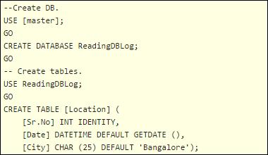 Transaction Log In SQL Server