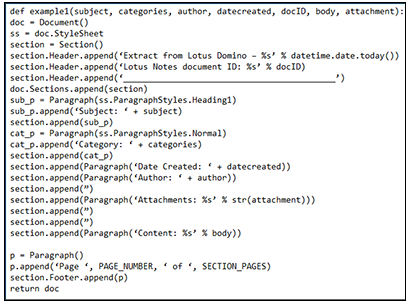 Different Ways to Extract Attachments from Lotus Notes Database