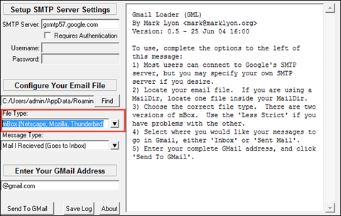 Tips And Tricks to Import MBOX File in Gmail Account
