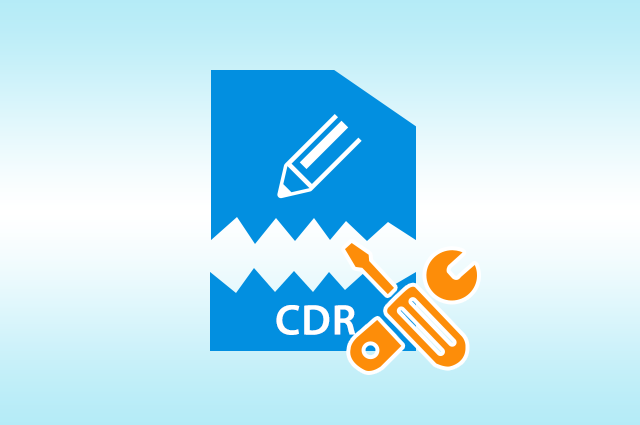 Solve Error Reading CDR Files Corel Draw to Recover CDR File