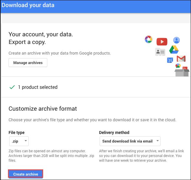 migrate google documents