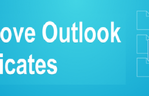 Remove Duplicate Tasks in Outlook 2010