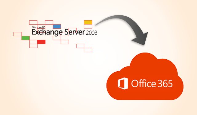 exchange 2003 to office 365