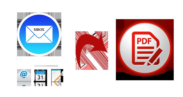 Mbox to pdf converter free
