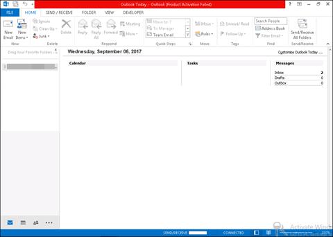 export emails