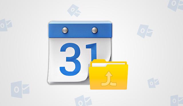 Merge Outlook calendars