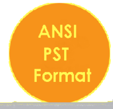 Create an ANSI PST File in Outlook 2016, 2013
