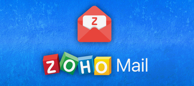 zoho to apple mail