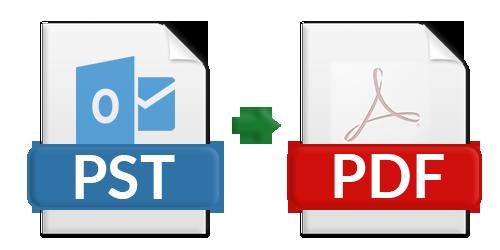 Convert PST to PDF Adobe Acrobat