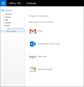 Export Thunderbird Contacts to Office 365 / Outlook 365