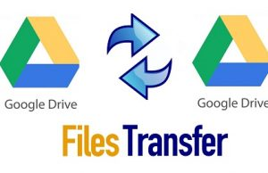 Migrate Google Drive Files to Another Account