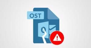 OST File Load Error