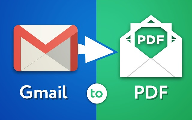 Download Gmail Emails as PDF in Batch Using Google Chrome