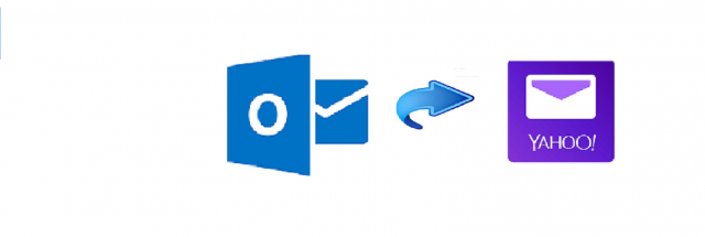 export outlook contacts to Yahoo.