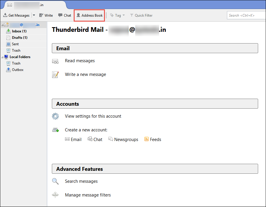 Export Thunderbird Address Book to iPhone