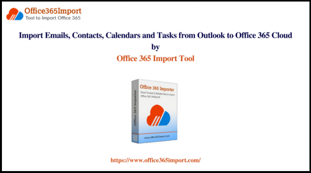 import emails from Outlook to Office 365