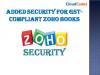 Zoho Security