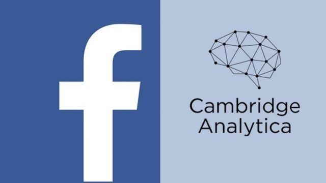 Facebook Cambridge Analytica scandal