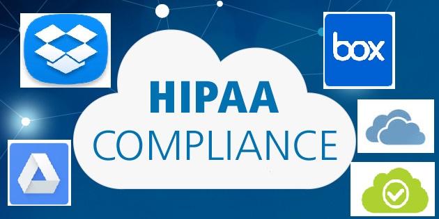 HIPAA Compliant Cloud Storage
