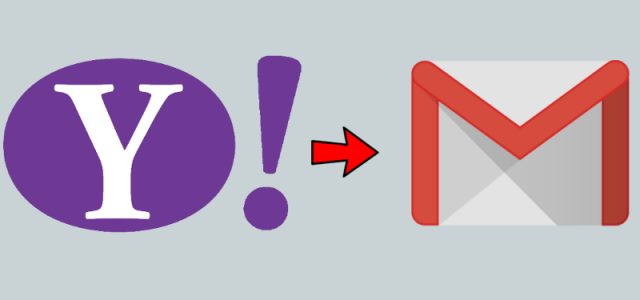 backup Yahoo to Gmail