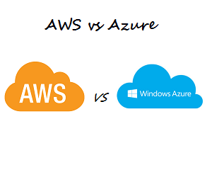 Difference Between AWS vs Azure
