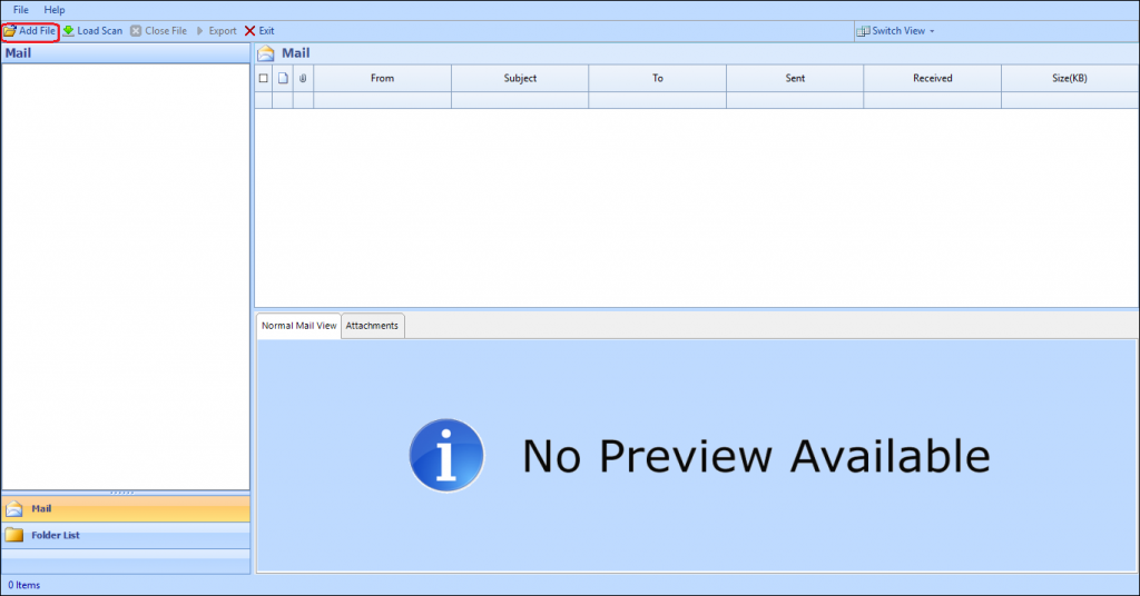 Recover Deleted Emails from Exchange Server