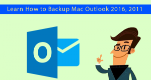 backup mac outlook 2016