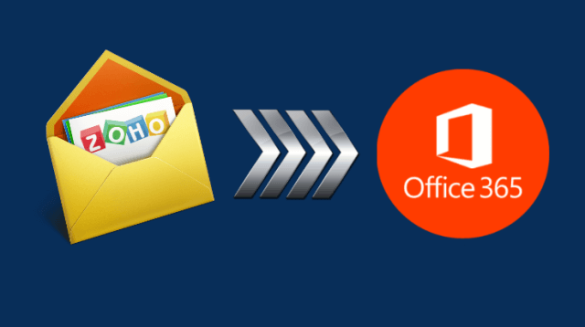 Migrate Zoho Mail to Office 365