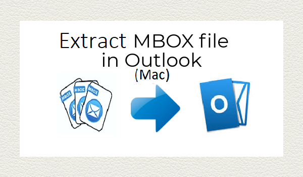 how to extract mbox file