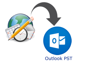 evolution mail to outlook