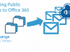 Migrate Exchange 2013, 2016 Public Folders to Office 365