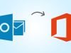 import outlook mail to office 365