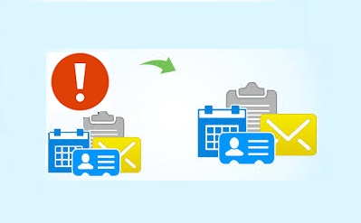 How to Repair Contacts in Outlook 2010