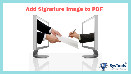 add picture of signature to pdf