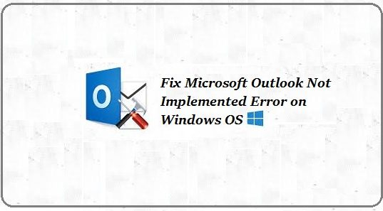 Microsoft Outlook 2007 Not Implemented after Windows 10 update