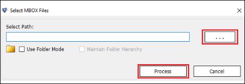 Browse Entourage MBOX Files