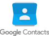 Google Apps Contacts