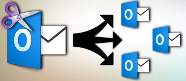 Split PST File By Date