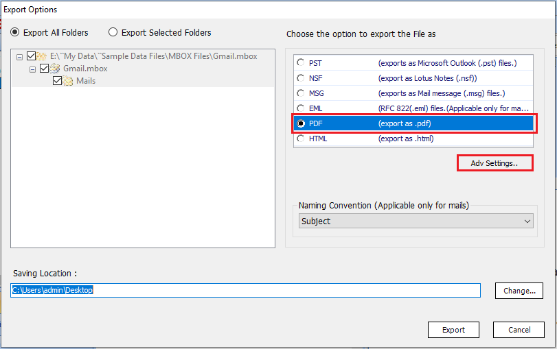 export google mail to outlook pst
