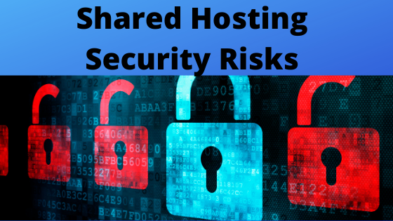 Shared hosting security risks