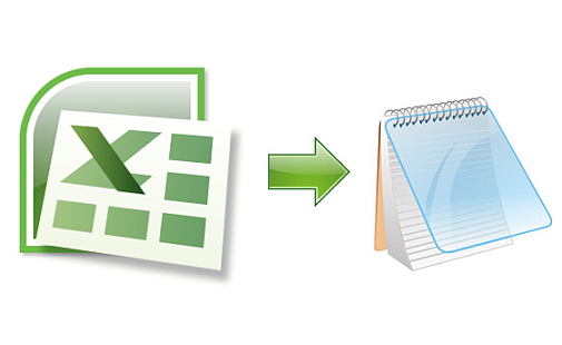 Mac Excel to TXT Conversion
