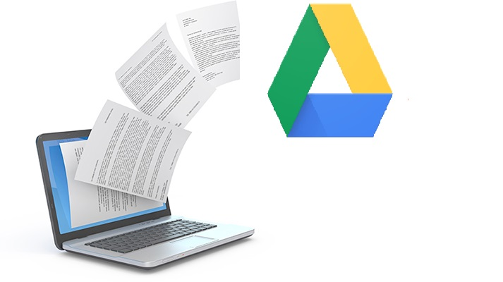 Backup My Documents to G Drive