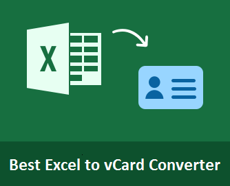 Best Excel to vCard Converter