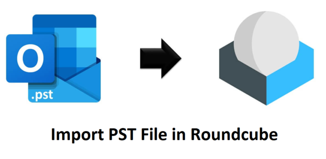 import pst file in roundcube