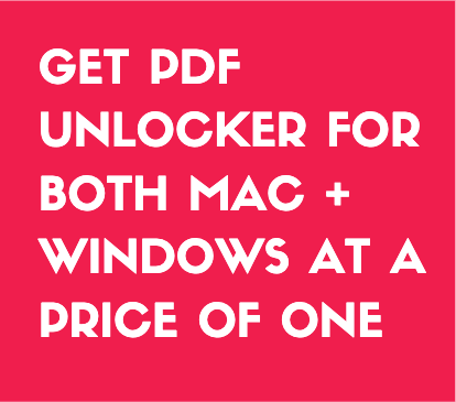 mac pdf password remover offer
