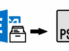 export archive mailbox to pst