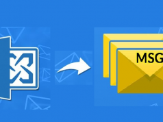 export exchange mailbox to msg file