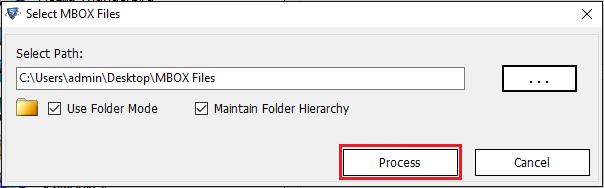 Parcourez les fichiers