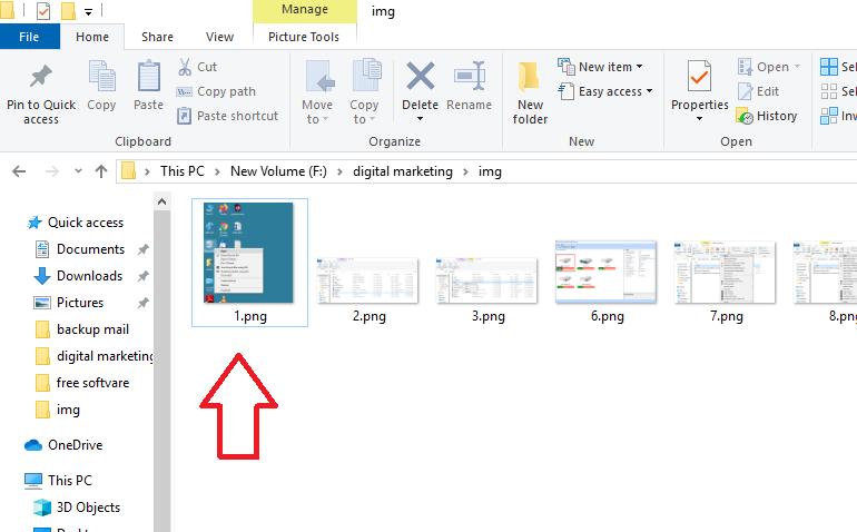 recover data from desktop