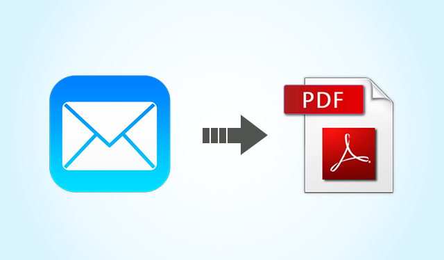 apple mail als pdf exportieren